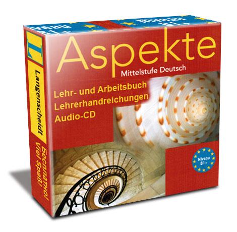 Aspekte Mittelstufe Deutsch B1